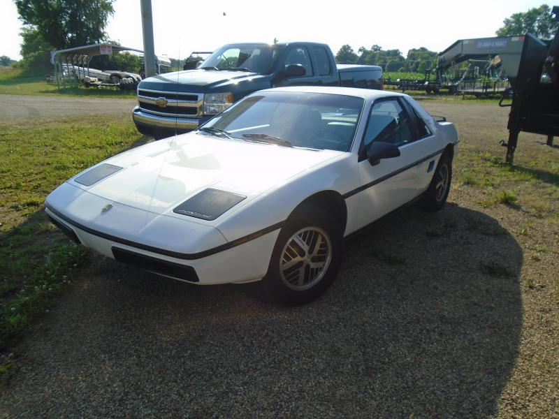 1984 Pontiac Fiero Car