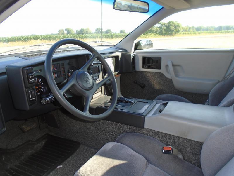 1984 Pontiac Fiero Car