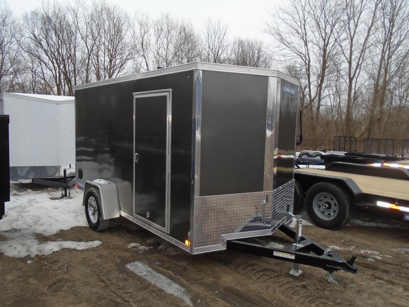 2020 Sure-Trac 6x12 SA Enclosed Cargo Trailer
