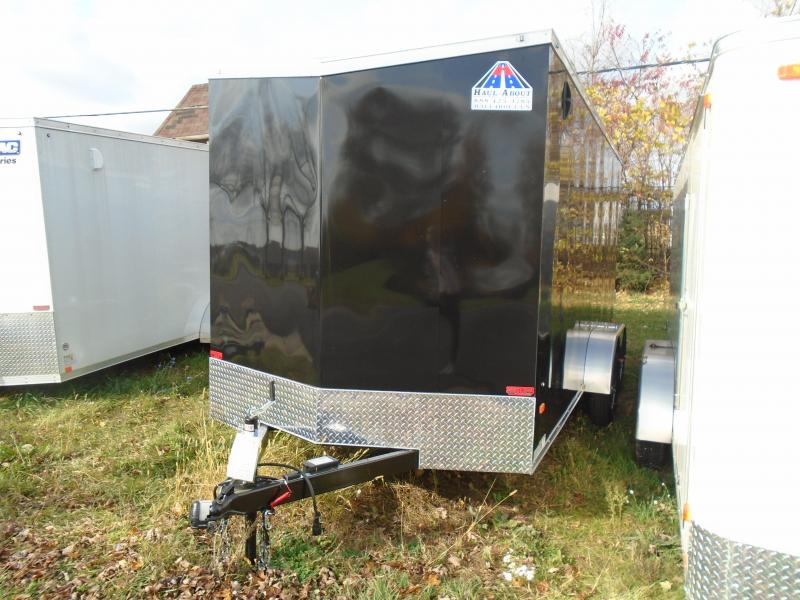 2020 Haul-About 7x16 TA Cougar Enclosed Cargo Trailer