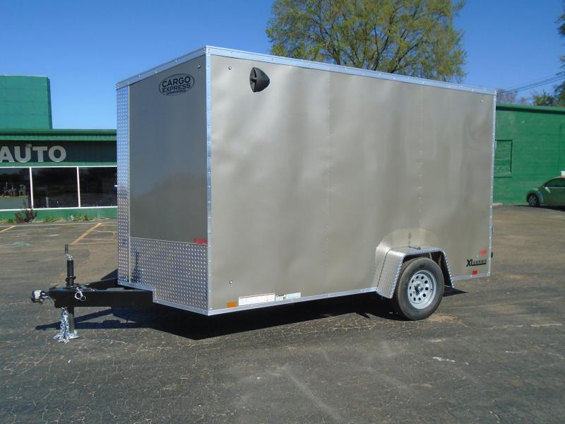 2022 Cargo Express 7x12 XL Series Enclosed Cargo Trailer