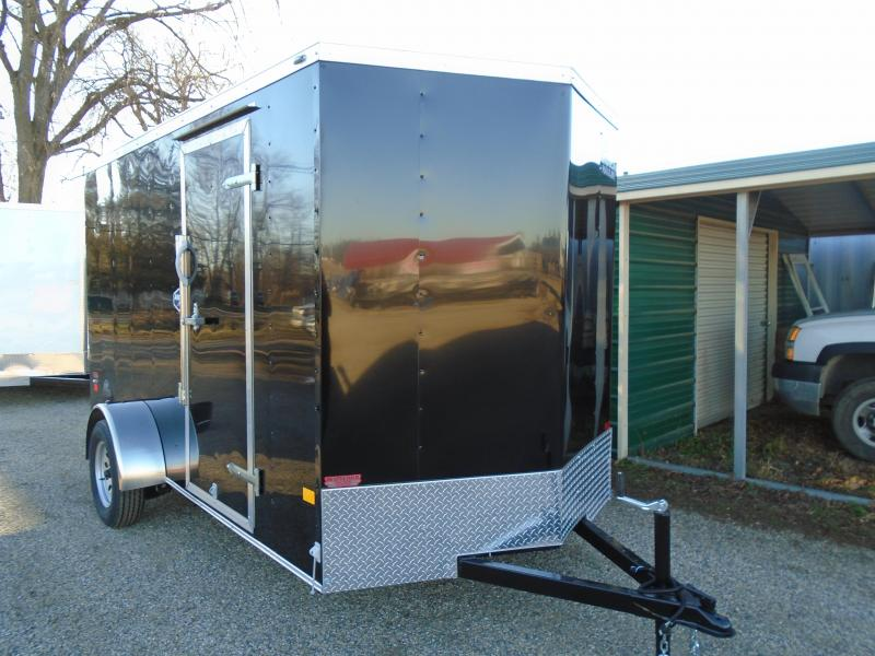 2021 American Hauler 6x12 SA Enclosed Cargo Trailer