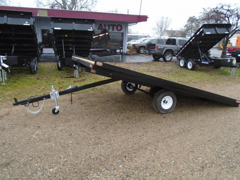 2017 GE 8.5x12 2 place snow/utv  Utility Trailer