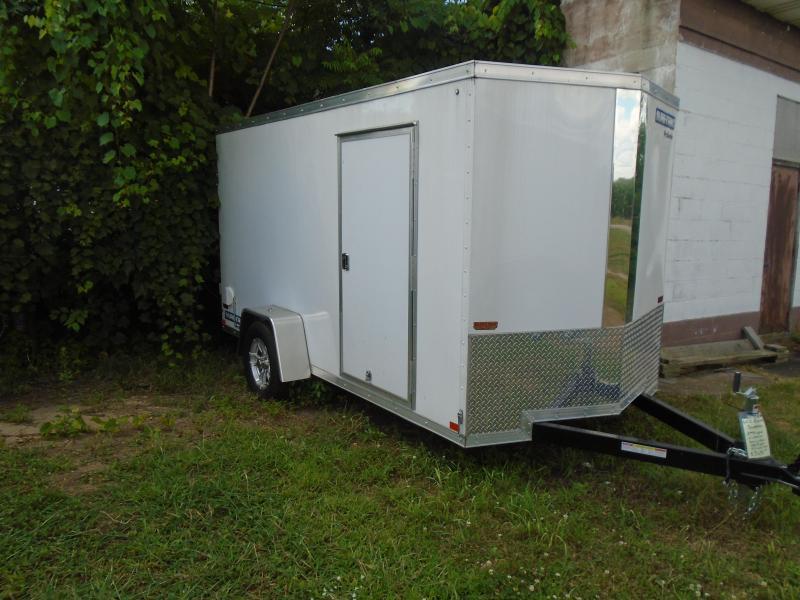 2020 Sure-Trac 6x12 SA Pro series Enclosed Cargo Trailer