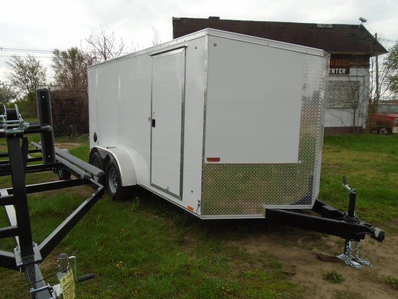2022 Cargo Express 7x14 TA XL Series Enclosed Cargo Trailer