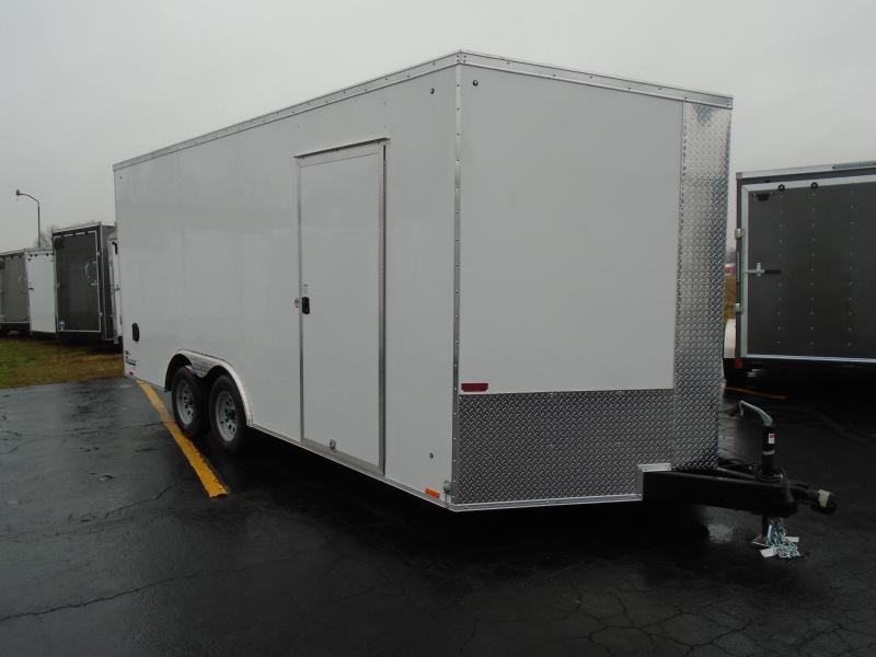 2021 Cargo Express 8.5x18 7k XL Series Car / Racing Trailer