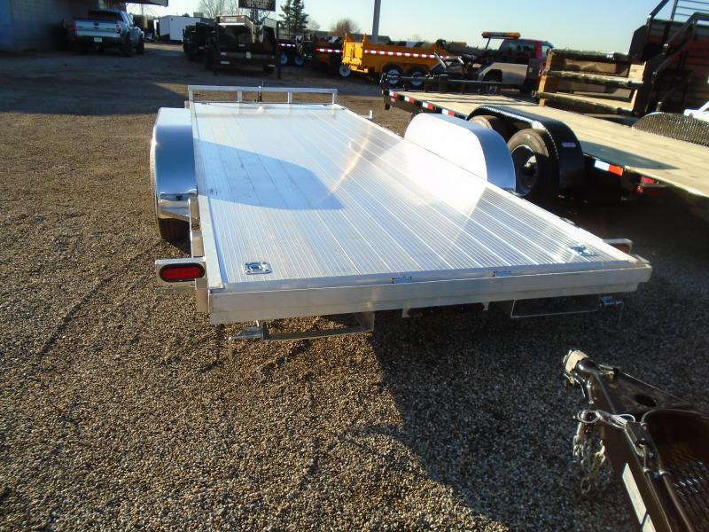 2021 GE All Aluminum 20' 10k Autotransport Car / Racing Trailer