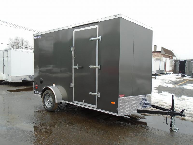 2021 Haul-About 6x12 SA cougar Enclosed Cargo Trailer