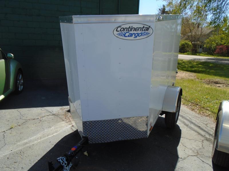 2022 Continental Cargo 4x6 SA V Series Enclosed Cargo Trailer