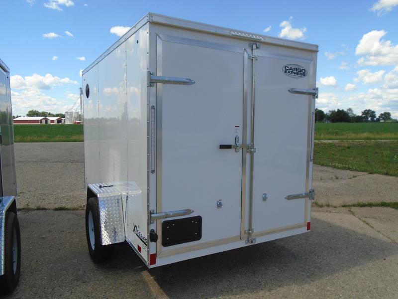 2022 Cargo Express 6x10 SA XL Series Enclosed Cargo Trailer