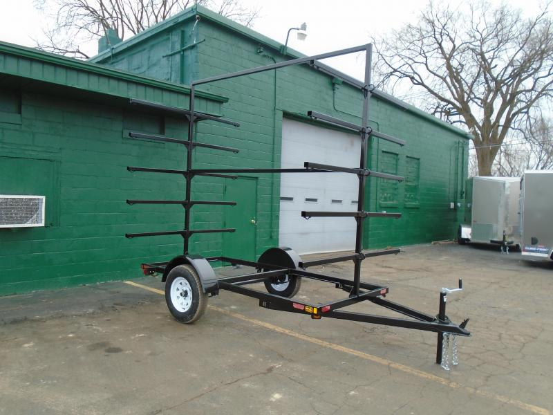 2020 GE GE 8 place Canoe/kayak  SA Trailer Watercraft Trailer