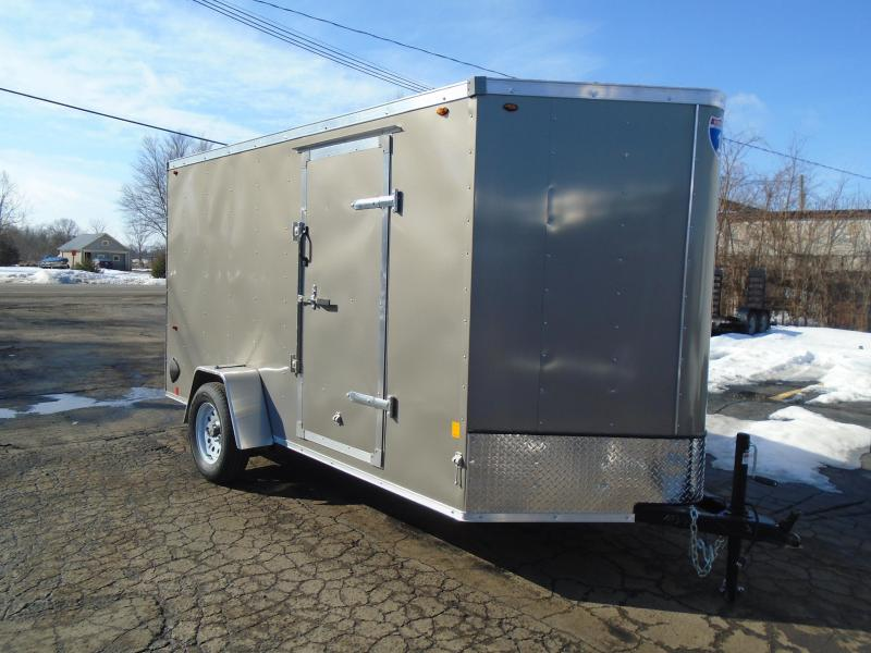 2021 Interstate 1 Trailers 6x10 SA Enclosed Cargo Trailer