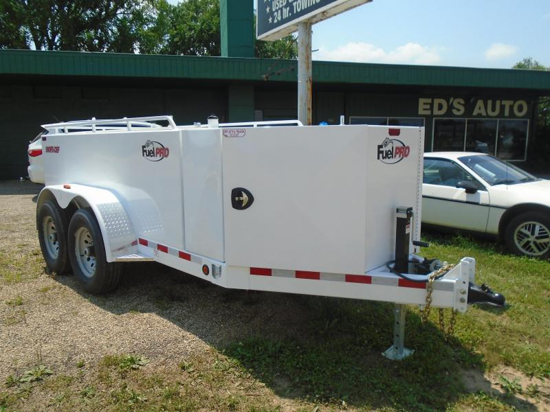 2021 Other Fuel Pro 990 Front Box Def  14K Fuel Utility Trailer