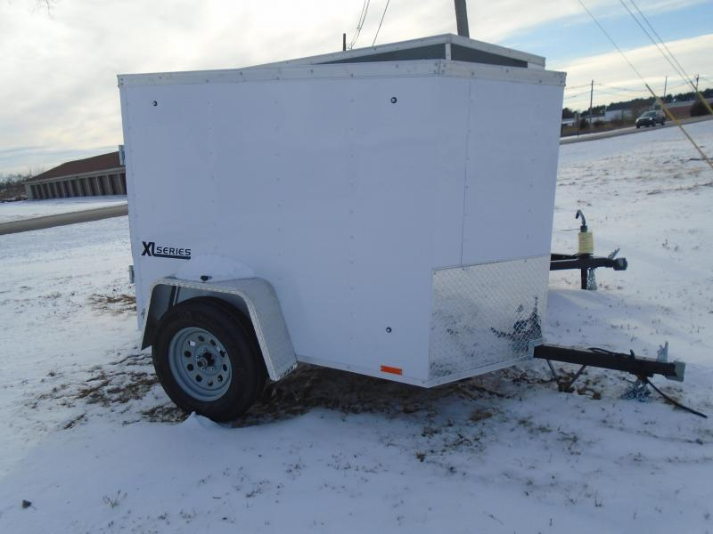 2022 Cargo Express 4x6 SA XL Series Enclosed Cargo Trailer