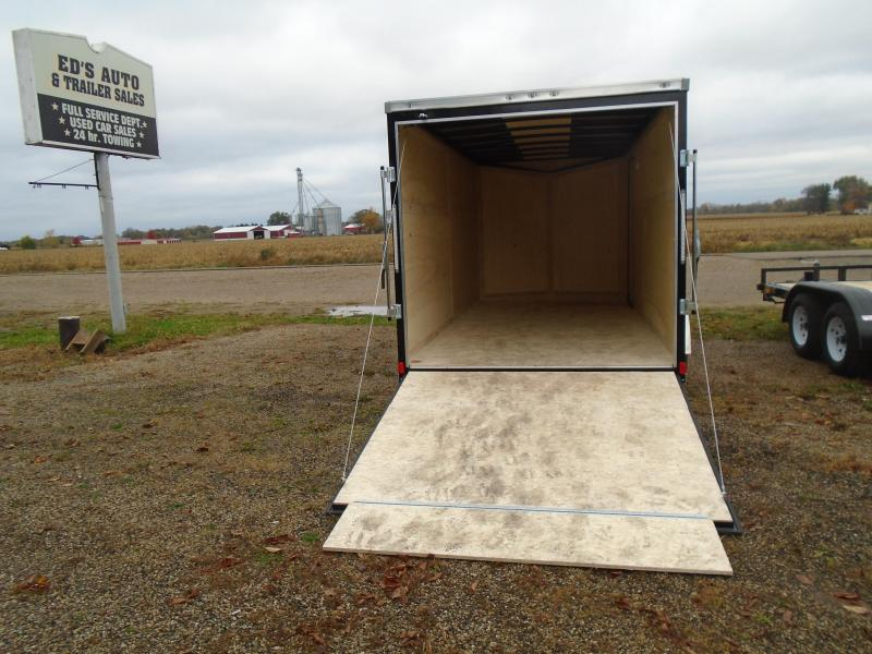 2020 Haul-About 7x16 7k Enclosed Cargo Trailer