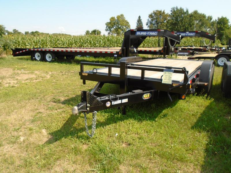 2021 GE 18 Tilt 14k Equipment Trailer