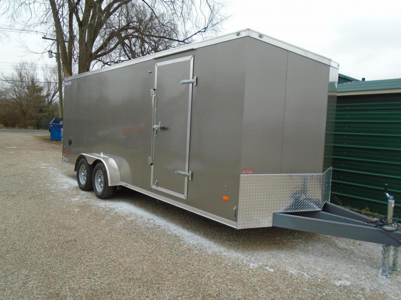 2021 Haul-About 7x20 7k Panther Enclosed Cargo Trailer