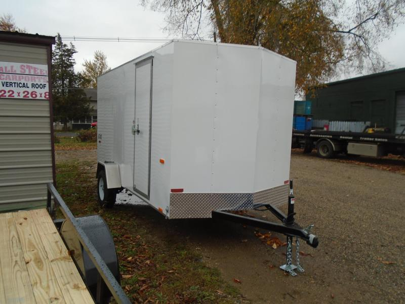 2021 Cargo Express 6x12 SA EXE Enclosed Cargo Trailer