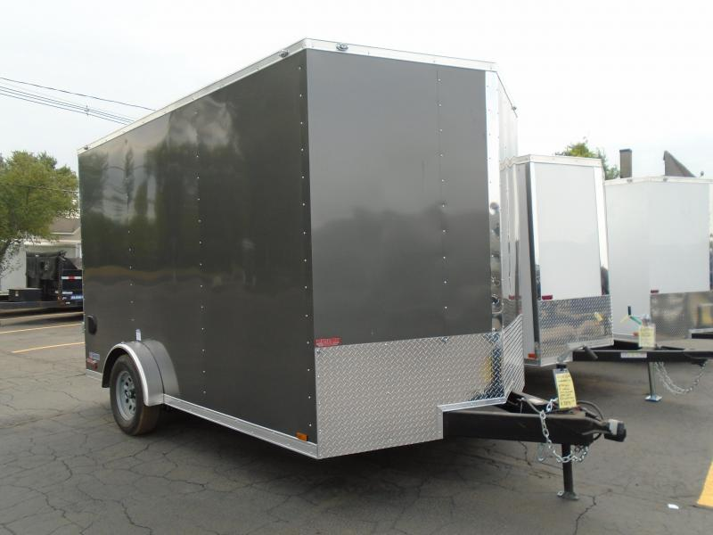 2021 Continental Cargo 7X12 SA V Series Enclosed Cargo Trailer