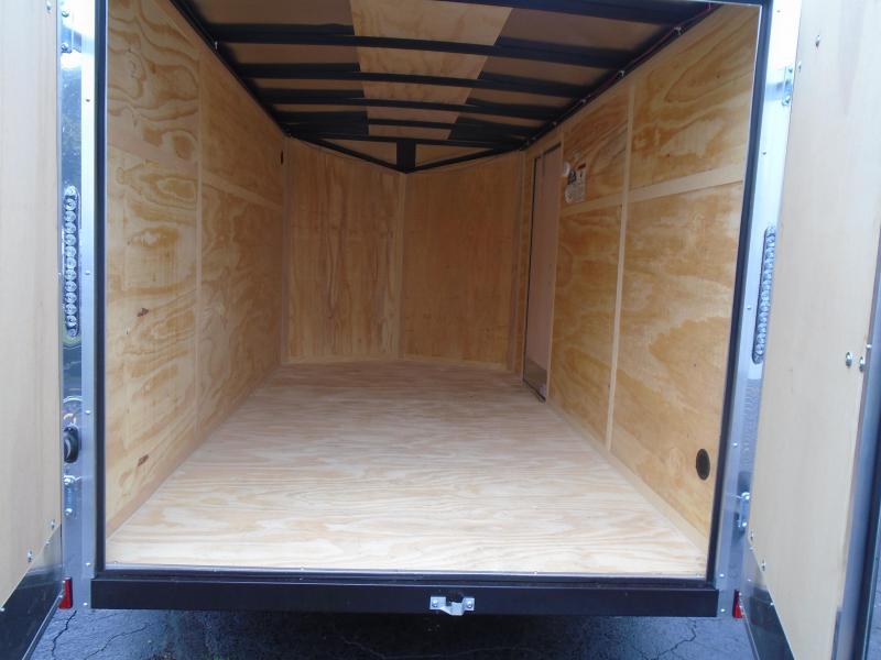 2022 Continental Cargo 6.5x12 SA V Series Enclosed Cargo Trailer