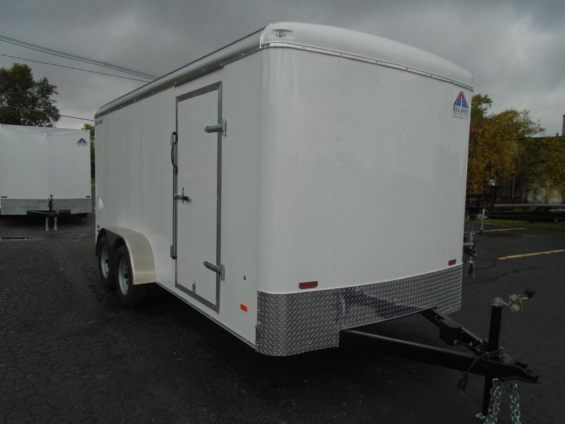 2022 Haul-About 7x16 7k Cougar Enclosed Cargo Trailer