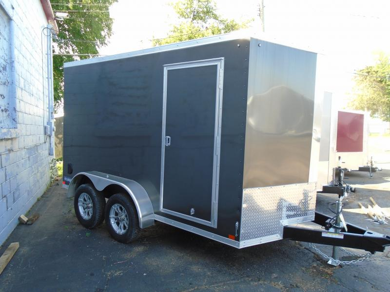 2019 Sure-Trac 7x12 7K Enclosed Cargo Trailer