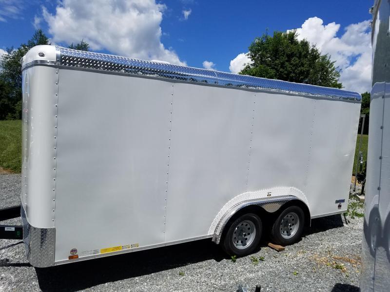 2021 Continental Cargo TW8.514TA2 Enclosed Cargo Trailer