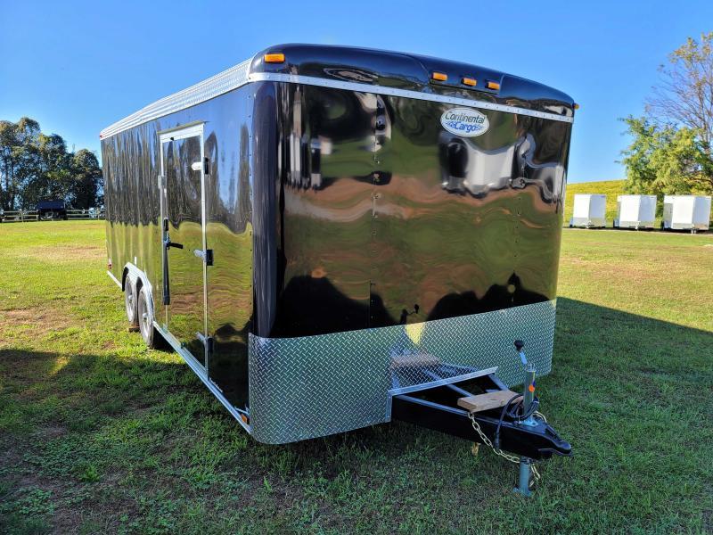 2022 Continental Cargo TW820TA2 Car/Racing Trailer