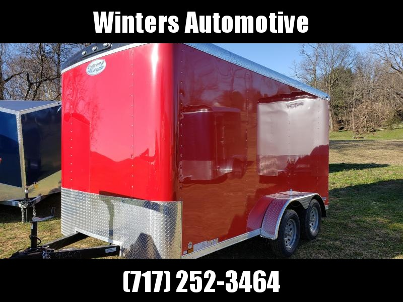 2019 Continental Cargo TW714TA2 Enclosed Cargo Trailer
