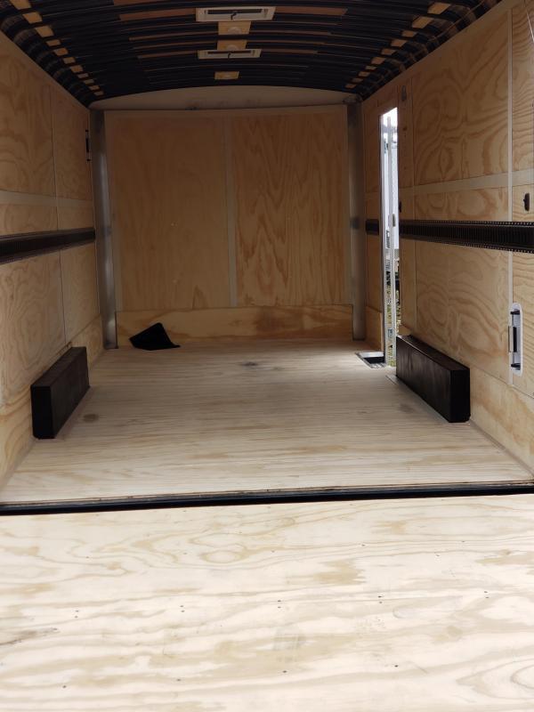 2021 Continental Cargo TW8.5x18TA3 Enclosed Cargo Trailer