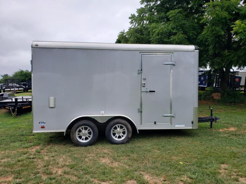 2020 Continental Cargo Elite 7x14TA2 Enclosed Cargo Trailer
