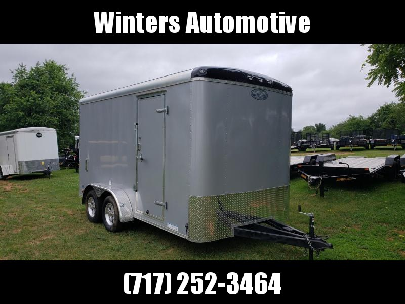 2020 Continental Cargo Elite 7x14TA2 Enclosed Cargo Trailer