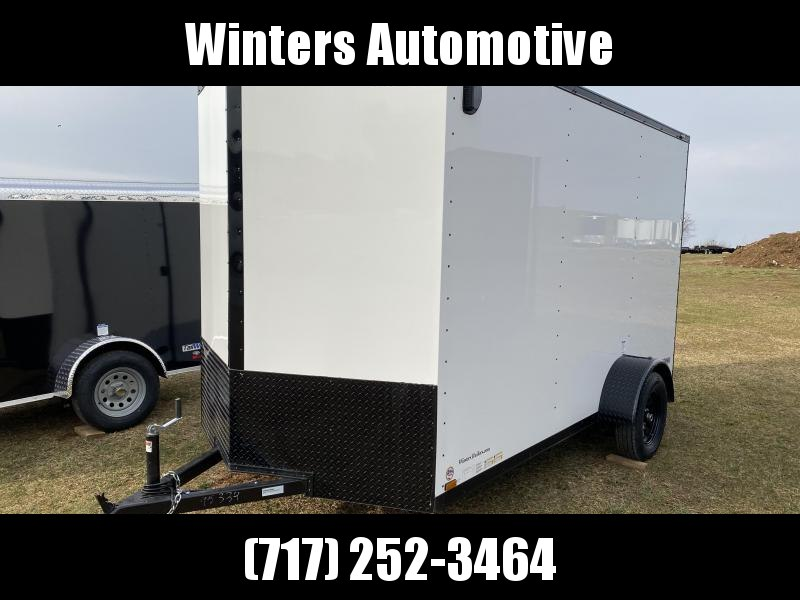 2021 Continental Cargo VHW6.5x12SA Enclosed Cargo Trailer