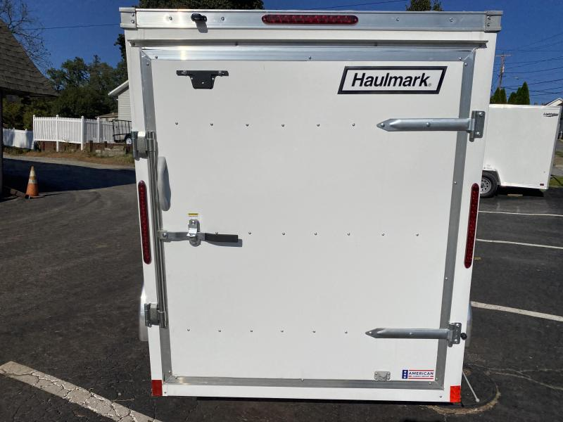 2021 Haulmark PP58S2-DD Enclosed Cargo Trailer