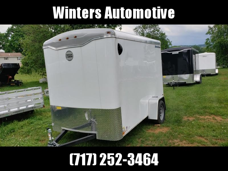 2020 WELLS CARGO RF610S2 ENCLOSED TRAILER