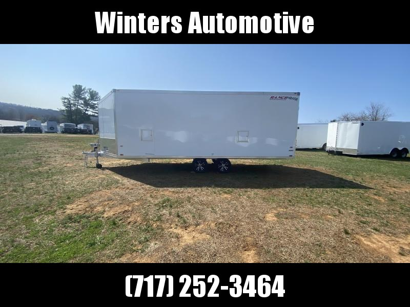 2021 Rance Aluminum Trailers RENEGADE 8X20 Snowmobile Trailer