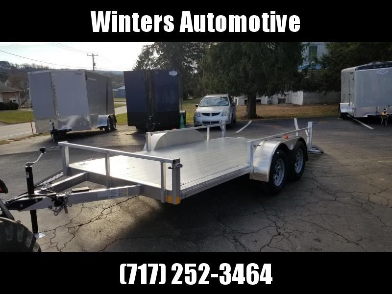 2021 Rance Aluminum Trailers RRU6516TA2 ATV Trailer