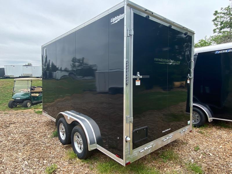2021 Lightning Trailers LTF714TA2 Enclosed Cargo Trailer