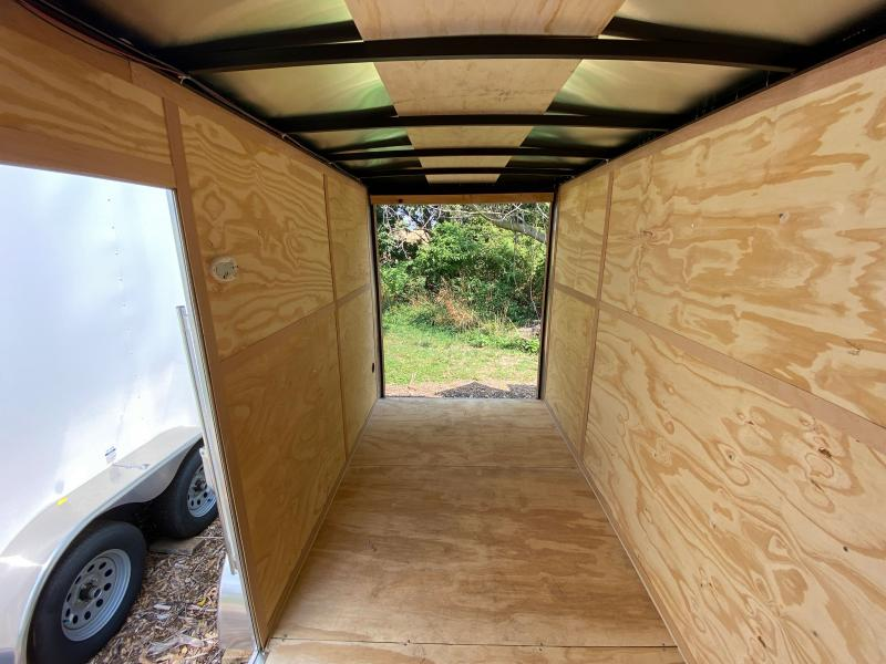 2022 Continental Cargo VHW612TA2 Enclosed Cargo Trailer