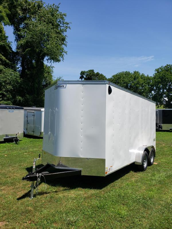2020 Haulmark PP7x16T2 Enclosed Cargo Trailer