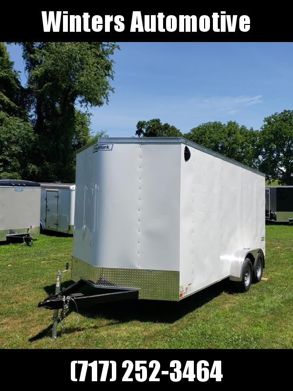 2020 Haulmark PP7x16T2 Enclosed Cargo Trailer