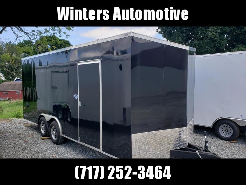 2021 American Hauler NIGHTHAWK 8.5X20TA3 CAR HAULER Car / Racing Trailer