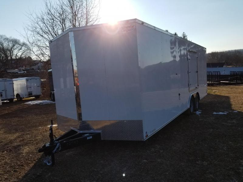 2021 Continental Cargo VHW8.5 X 24TA3 Car / Racing Trailer