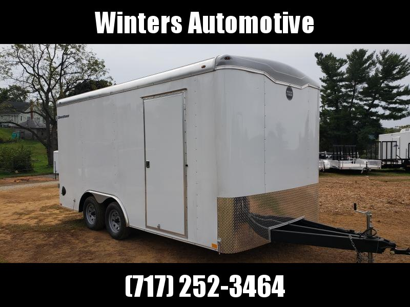 2020 Wells Cargo RF8516TA2 Enclosed Cargo Trailer