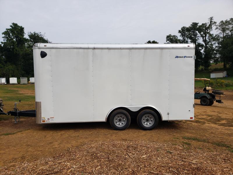 2020 Wells Cargo RF8516TA2 Enclosed Cargo Trailer