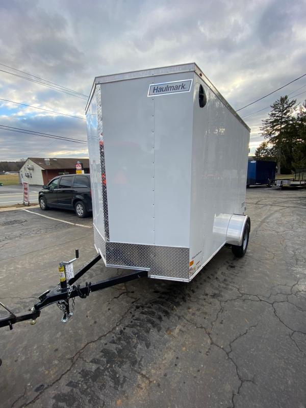 2021 Haulmark PP714TA2 Enclosed Cargo Trailer