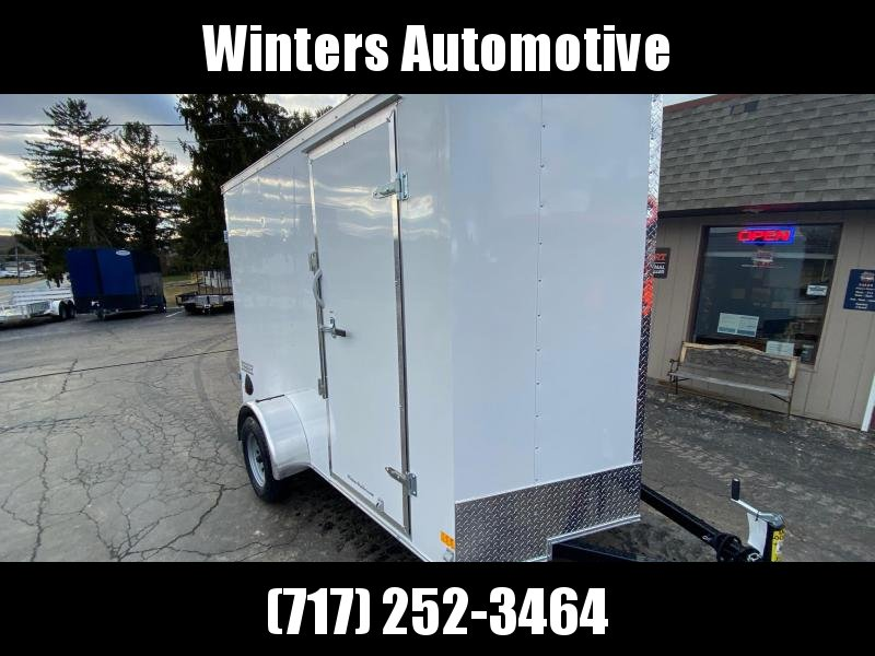 2021 Haulmark PP714TA2 Enclosed Cargo Trailer