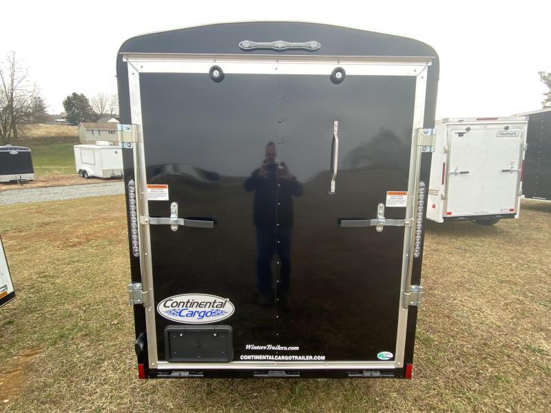 2021 Continental Cargo TW5x10SA Enclosed Cargo Trailer