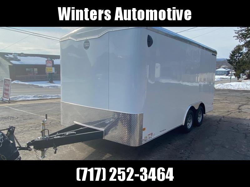 2021 Wells Cargo RF8516T2 Enclosed Cargo Trailer