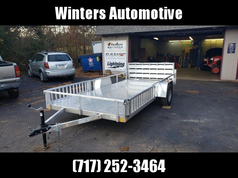 2021 Rance Aluminum Trailers RRU6514TA ATV Trailer